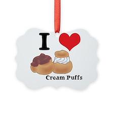 cream puffs.jpg Ornament