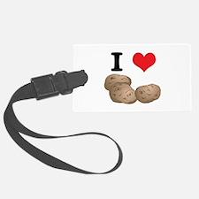 potatoes.jpg Luggage Tag