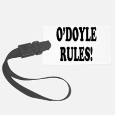 odoyle rules.png Luggage Tag