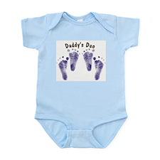 Daddys Duo Twin Boys Infant Bodysuit