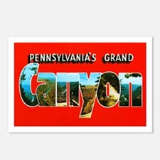 Pennsylvania's Grand Canyon Postcards (Package of