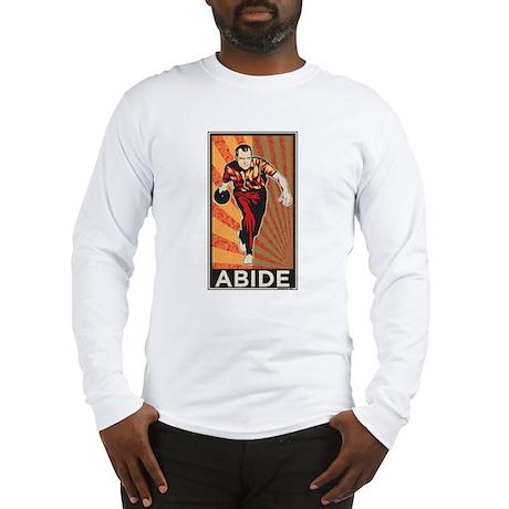 Abide Nixon Burst Version 1.png Long Sleeve T-Shir
