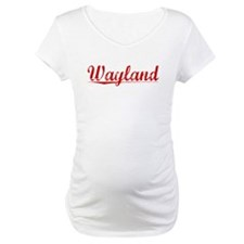 Wayland, Vintage Red Shirt
