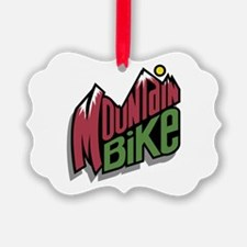 mountain bike graphic copy.jpg Ornament