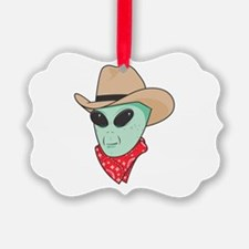 cowboy alien copy.jpg Ornament