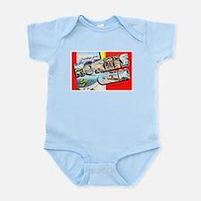Norris Dam Tennessee Greetings Infant Bodysuit