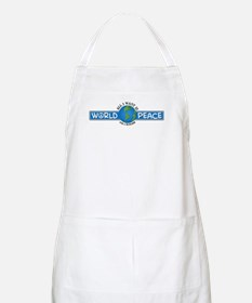 World Peace & blowjob BBQ Apron