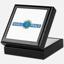 World Peace & blowjob Keepsake Box