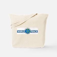 World Peace & blowjob Tote Bag