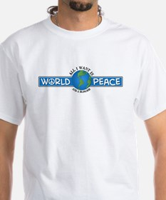 World Peace & blowjob Shirt