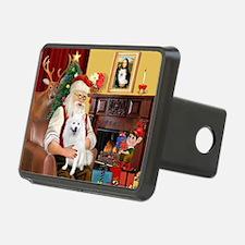 Santa & Amer Eskimo Hitch Cover