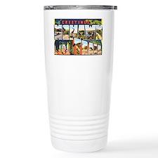 Mohawk Trail Greetings Travel Mug