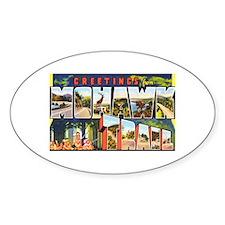 Mohawk Trail Greetings Bumper Stickers