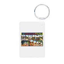 Mohawk Trail Greetings Keychains