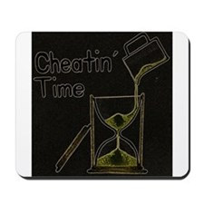 Cheatin' Time Mousepad