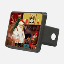 Santa's Bolognese pair Hitch Cover