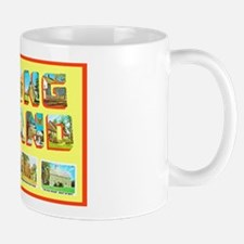 Long Island New York Small Small Mug