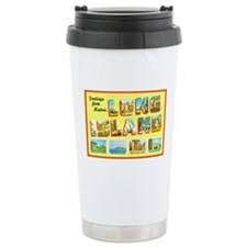 Long Island New York Travel Mug