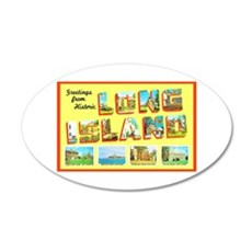 Long Island New York Wall Decal