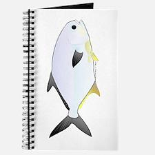 Pompano fish Journal