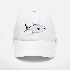 Pompano fish Baseball Baseball Cap