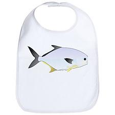 Pompano fish Bib