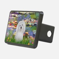 Coton in the Lilies Hitch Cover