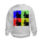 iPray Quad Kids Sweatshirt
