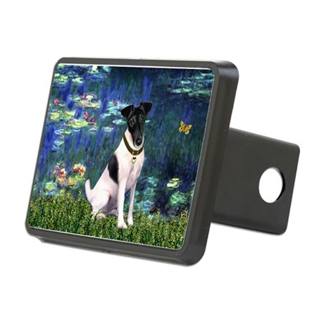 card-Lilies5-FoxT1.PNG Rectangular Hitch Cover