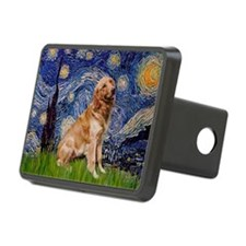 Starry / Golden (B) Hitch Cover