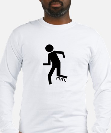 Stick Runner Long Sleeve T-Shirt