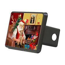 Santa/Lakeland Terrier Hitch Cover