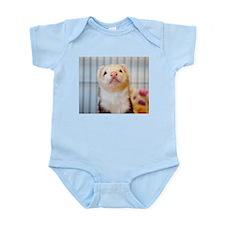 Silly Ferret Infant Bodysuit