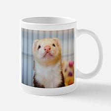 Silly Ferret Small Small Mug