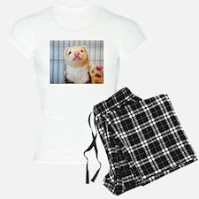 Silly Ferret pajamas