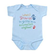 Future Automation Engineer Infant Bodysuit