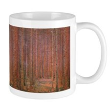 Fir Forest by Klimt Mug