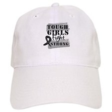 Tough Girls Skin Cancer Baseball Cap
