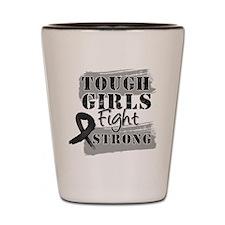 Tough Girls Skin Cancer Shot Glass