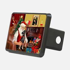 Santa'sMiniature Pinscher Hitch Cover