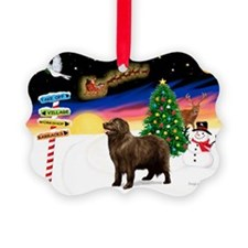 XmasSigns/Newfie Ornament