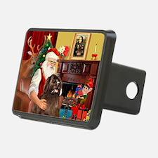 Santa's Newfoundland (br) Hitch Cover