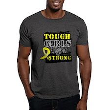 Tough Girls Sarcoma T-Shirt