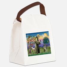 St Francis / Nor Elk Canvas Lunch Bag