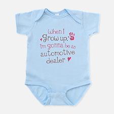 Future Automotive Dealer Infant Bodysuit
