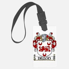 Dillon Coat of Arms Luggage Tag