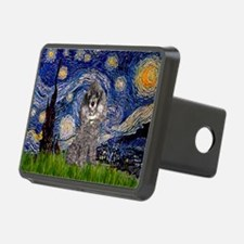 TILE-Starry-Pood-Silver2.PNG Hitch Cover