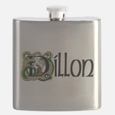 Dillon Celtic Dragon Flask