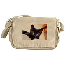 Spook the Kitten Messenger Bag