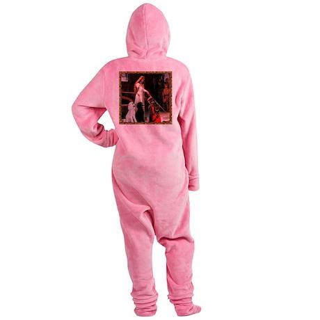 TILE-Accolade-framed-PoodleSTPR.PNG Footed Pajamas